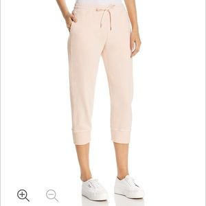 Three Dots Cropped Joggers